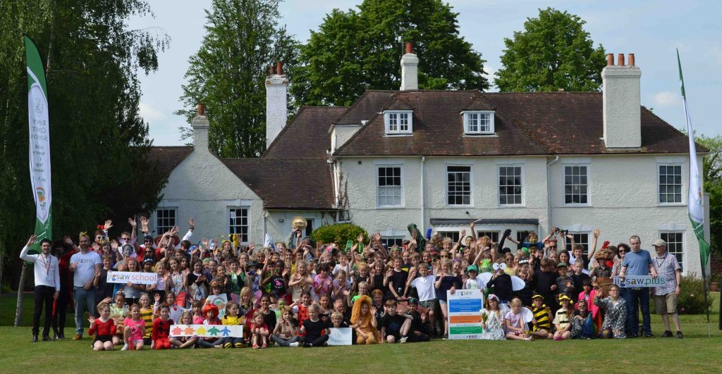 Ripley Court School supports Jigsaw Trust for children with autism in Surrey