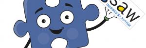 Jigsaw's pupil friendly logo