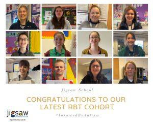 Registered Behaviour Technician course at Jigsaw School