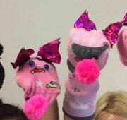 anti bully sock puppet