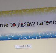 careers fair sign