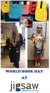 World Book Day at Jigsaw